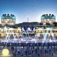 Phối cảnh dự án The Arena Cam Ranh